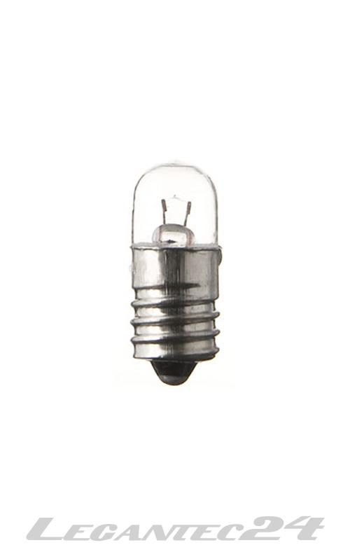 Soffitte 12V 165mA 2W S6 6x24mm Glühbirne Lampe Birne 12Volt 165mA 2Watt neu