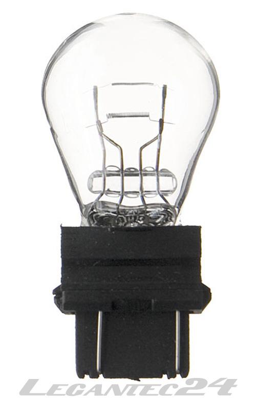 Glühlampe 12V 40//3CP W2,5x16q Amber 3357A Glühbirne Birne 12Volt 40//3CP Watt neu